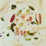 @julieskitchen I should stop playing with my food. #foodcollage