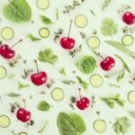 @julieskitchen First cherries of the season!