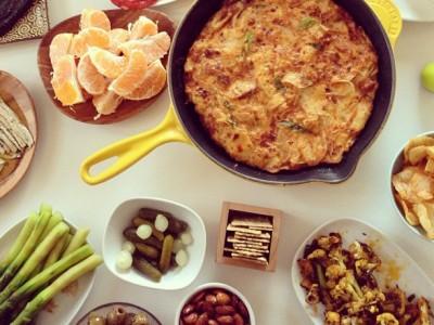 521Recipe: Tapas y Paella