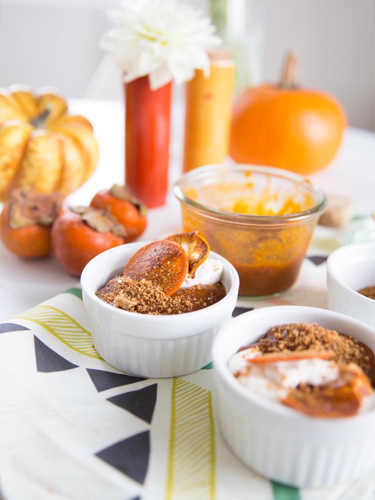 Persimmon Pudding Recipe//Julie's Kitchen #julieskitchen