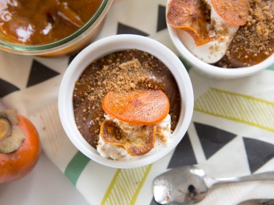 1186Persimmon Pudding: a Recipe that Saved Thanksgiving