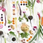 Julie's Kitchen Food Collage
