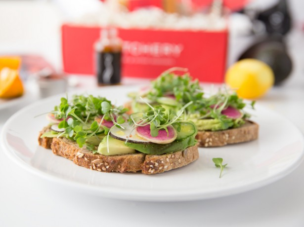 1343Recipe: Healthy Avocado Toast