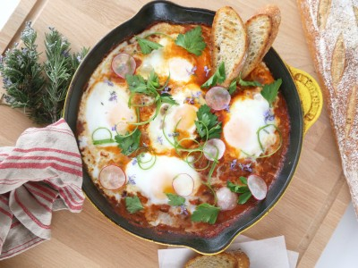 1728Recipe: Spicy Shakshuka with Harissa