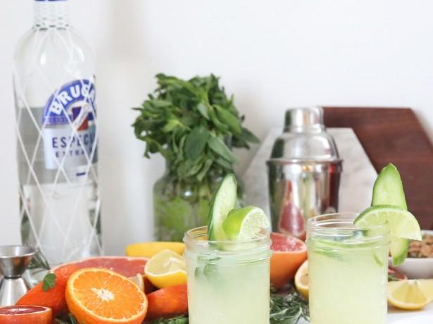 1757Recipe: Cucumber Daiquiri Cocktail