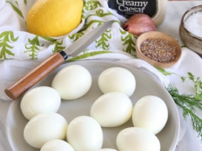 1796Recipe: Caesar Deviled Eggs