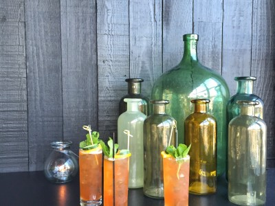 1781Recipe: Strawberry-Lemongrass Pimm's Cup
