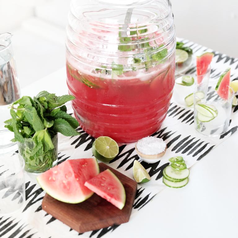 julieskitchen_watermelon agua fresca
