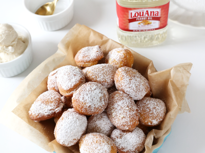 2065Recipe: Pumpkin Beignets