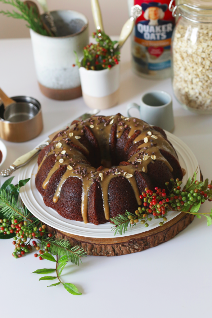 @julieskitchen banana bundt cake